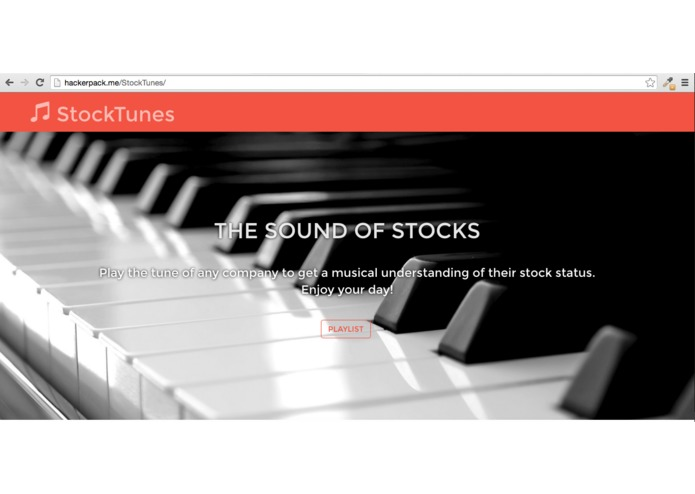 StockTunes – screenshot 2