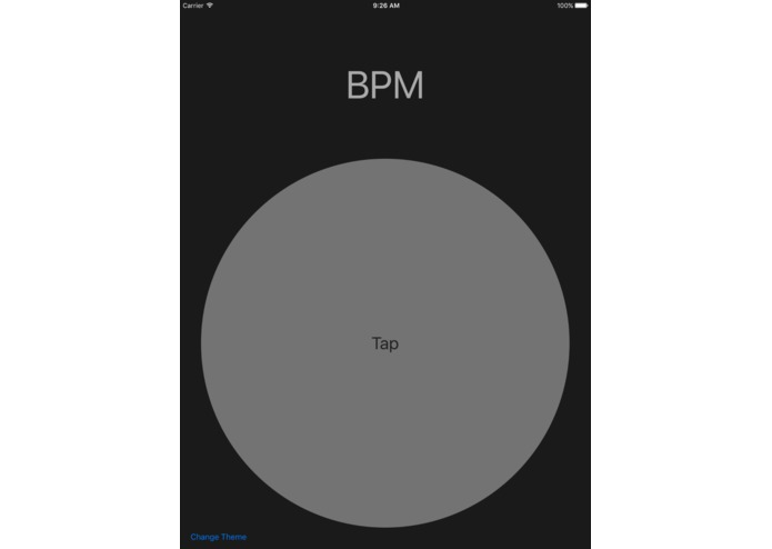 bpm – screenshot 5