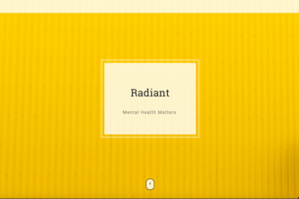 Radiant --- a web app for light communication