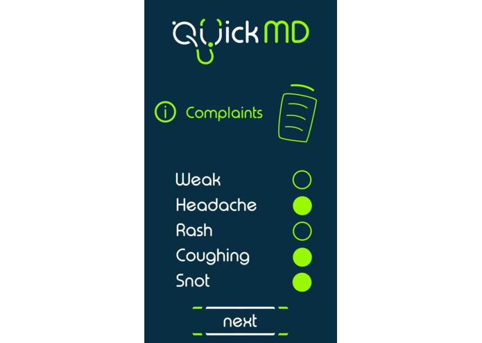 Quick MD – screenshot 2
