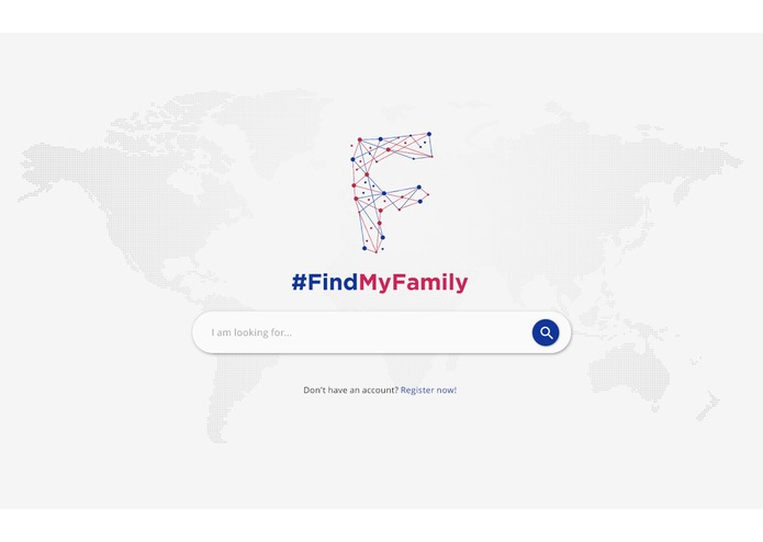#FindMyFamily – screenshot 1