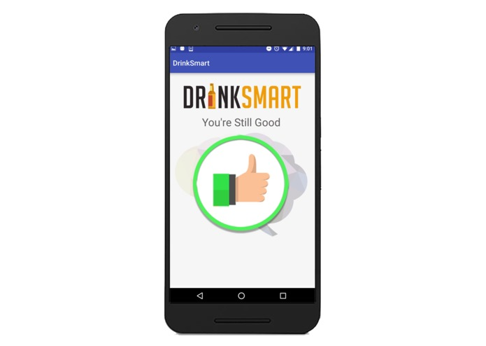 DrinkSmart3 – screenshot 1