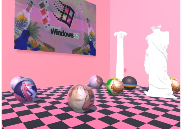 Macinball PlusVR – screenshot 1