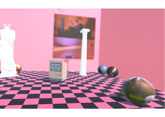 Macinball PlusVR – screenshot 2