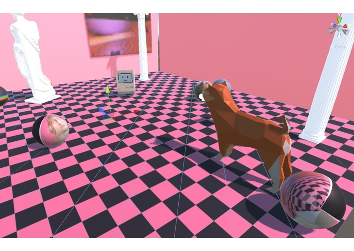 Macinball PlusVR – screenshot 3