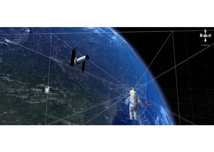 VR Low Orbit Eva Pack – screenshot 1