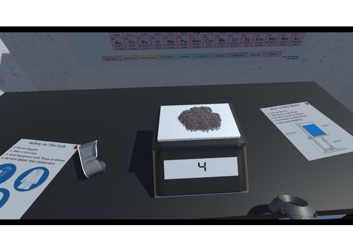 Chemistry Lab VR – screenshot 3