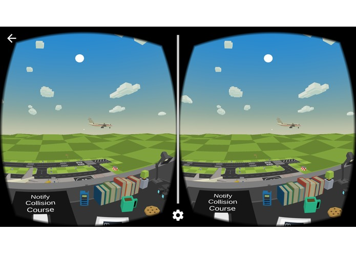 Air Disaster VR (Google Cardboard) – screenshot 3