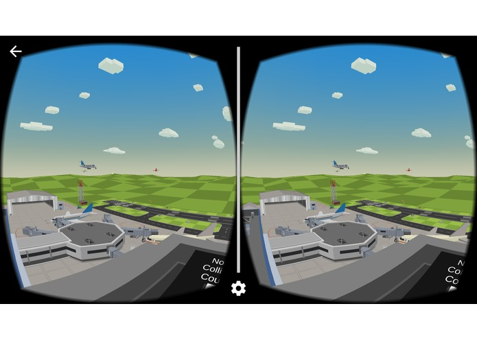 Air Disaster VR (Google Cardboard) – screenshot 4