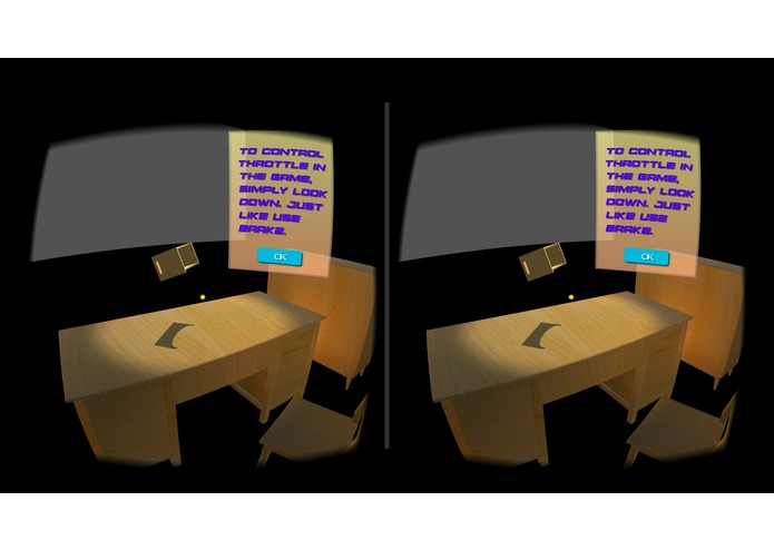 Pursuit VR (Cardboard) – screenshot 2