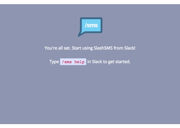 SlashSMS – screenshot 3