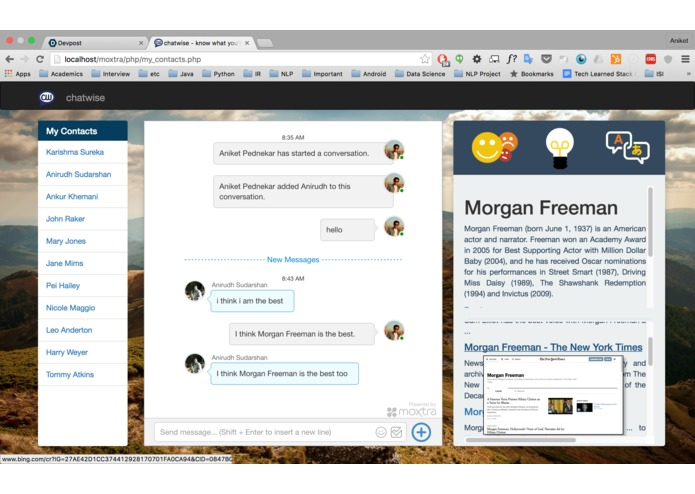 chatwise – screenshot 3