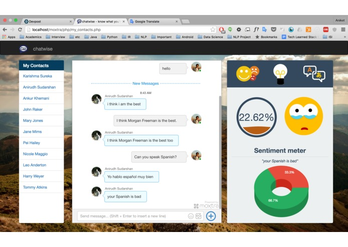 chatwise – screenshot 4