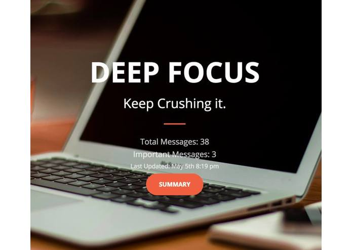 Deep Focus – screenshot 1