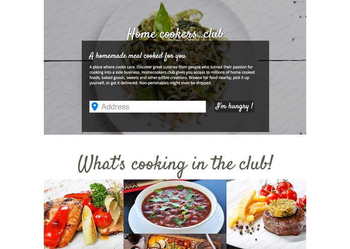 homecookers.club – screenshot 4