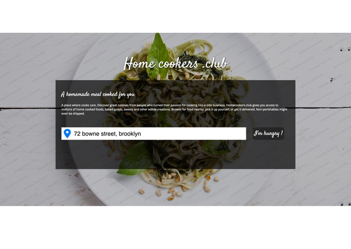 homecookers.club – screenshot 7