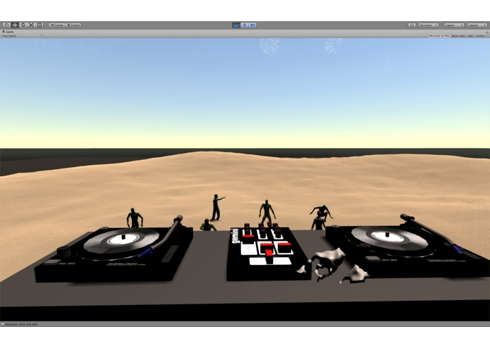 VRParty – screenshot 1