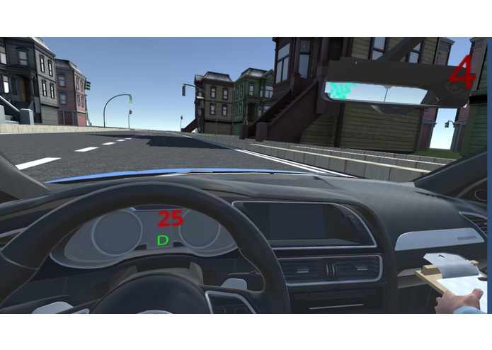 VRoom – screenshot 1