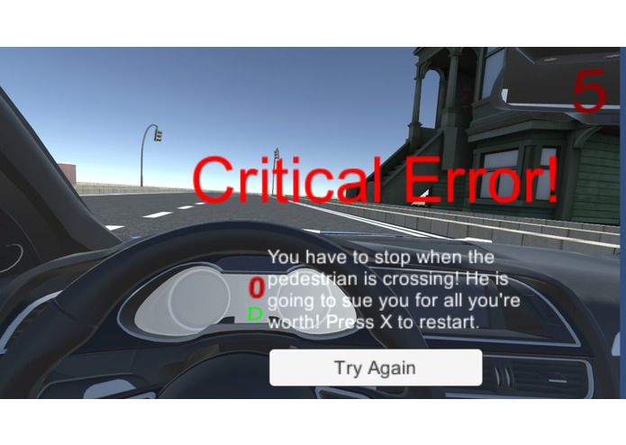 VRoom – screenshot 3