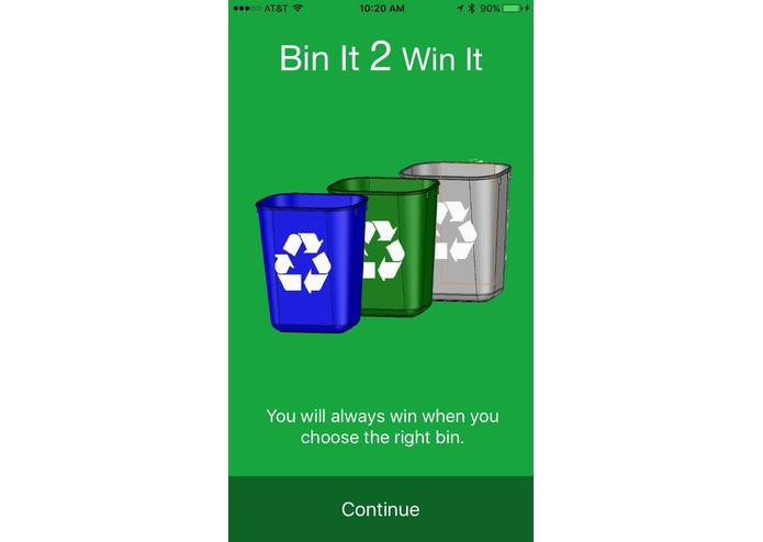 Bin It to Win It – screenshot 2