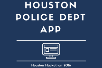 Houston Police Department App