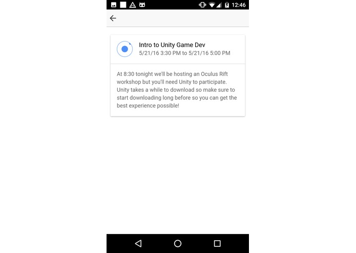 HNotifier – screenshot 3