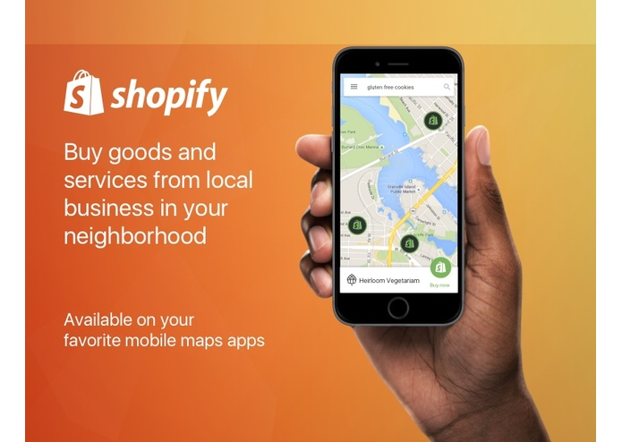 Shopify - Product Finder, the future of e-commerce – screenshot 1