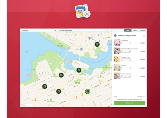 Shopify - Product Finder, the future of e-commerce – screenshot 2