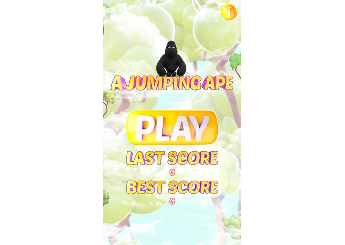 A Jumping Ape! A Thinking Ape, Create a game Challenge – screenshot 3