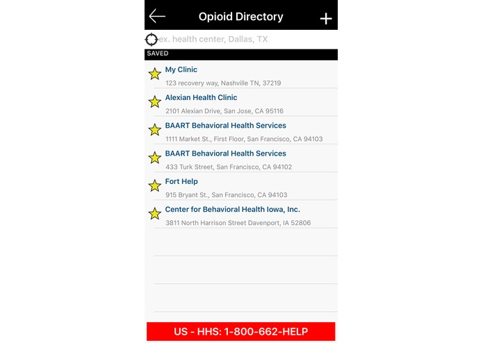 Opioid Recovery Pocket Guide – screenshot 9