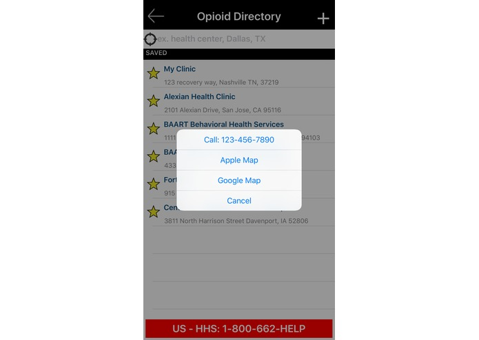 Opioid Recovery Pocket Guide – screenshot 10
