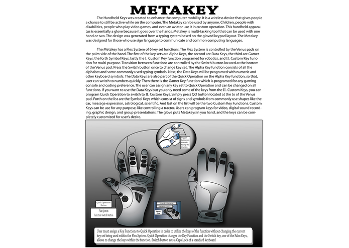 MetaKey – screenshot 1