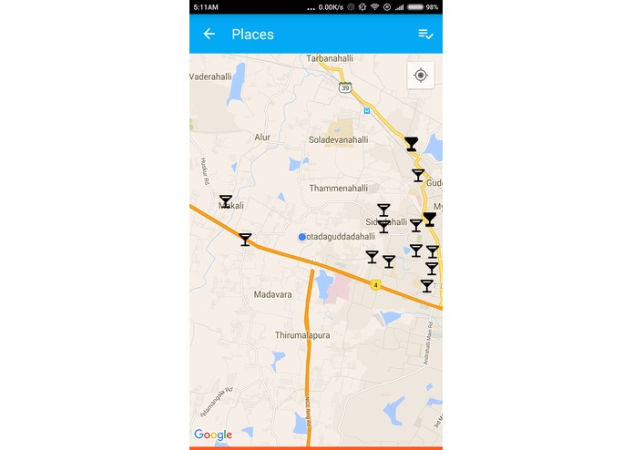 Travel-Mate – screenshot 7