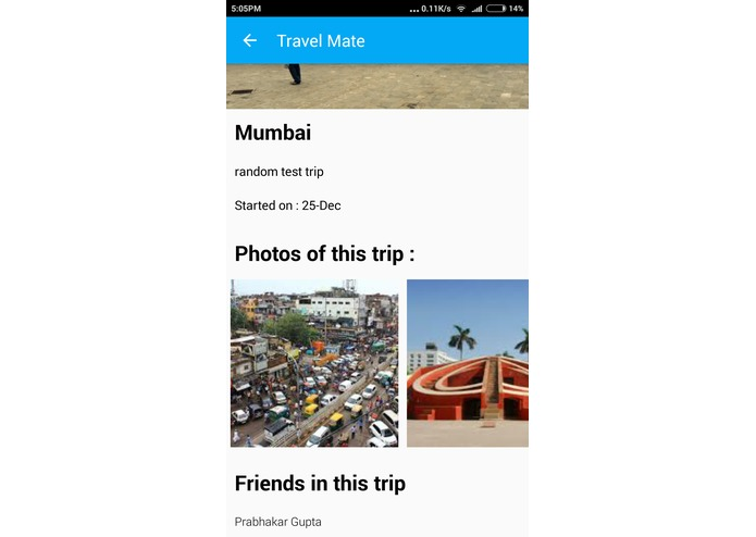 Travel-Mate – screenshot 12
