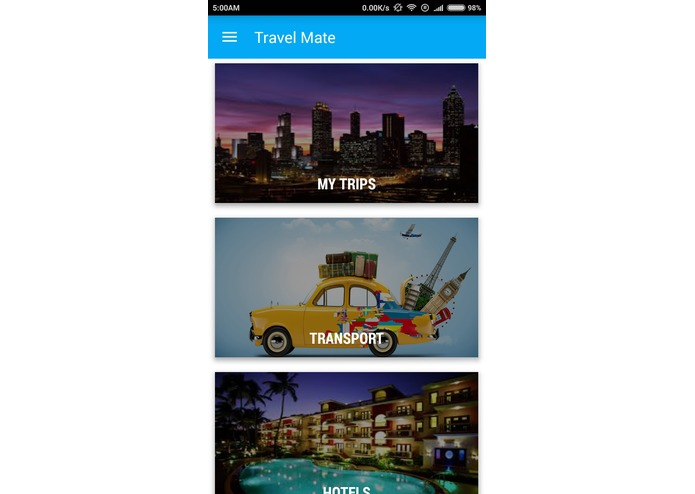 Travel-Mate – screenshot 21