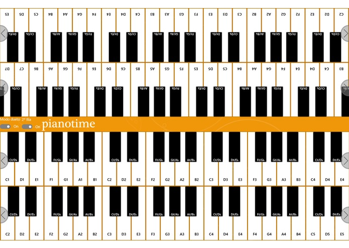 Piano Time – screenshot 5