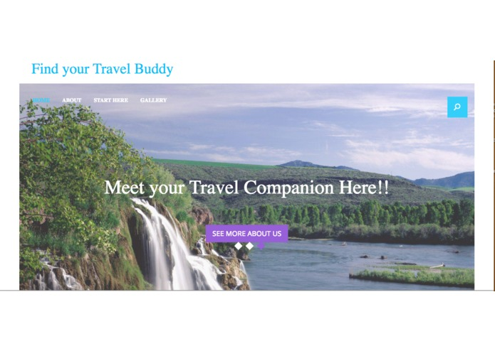 TravelBuddy – screenshot 3