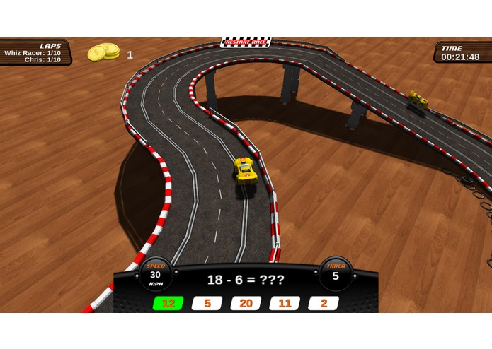 Whiz Racer – screenshot 3