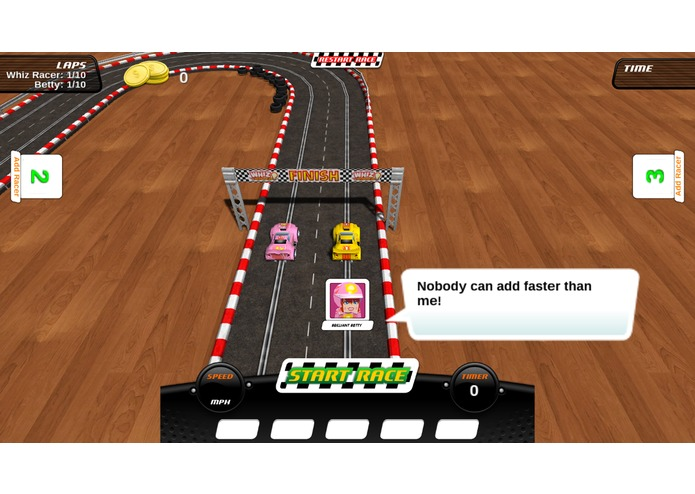 Whiz Racer – screenshot 4