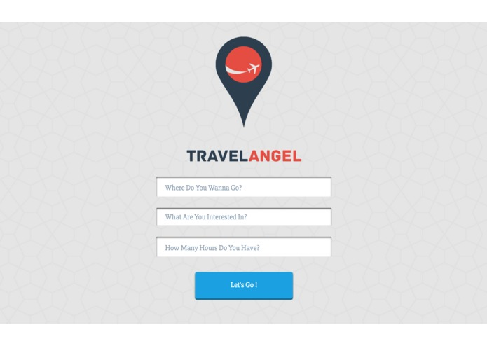 TravelAngel – screenshot 1