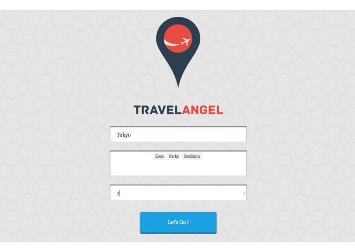 TravelAngel – screenshot 2
