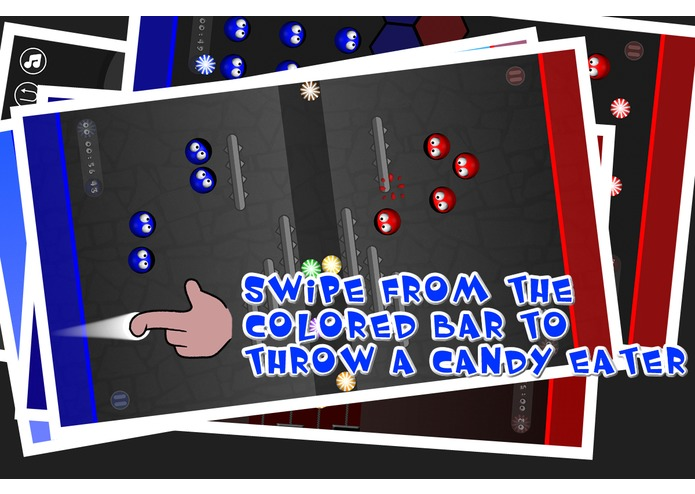 Candy Battle – screenshot 1