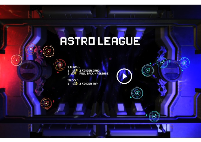 Astro League – screenshot 5