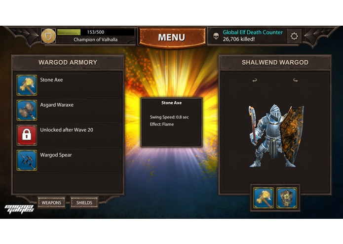 Shield of Shalwend – screenshot 3
