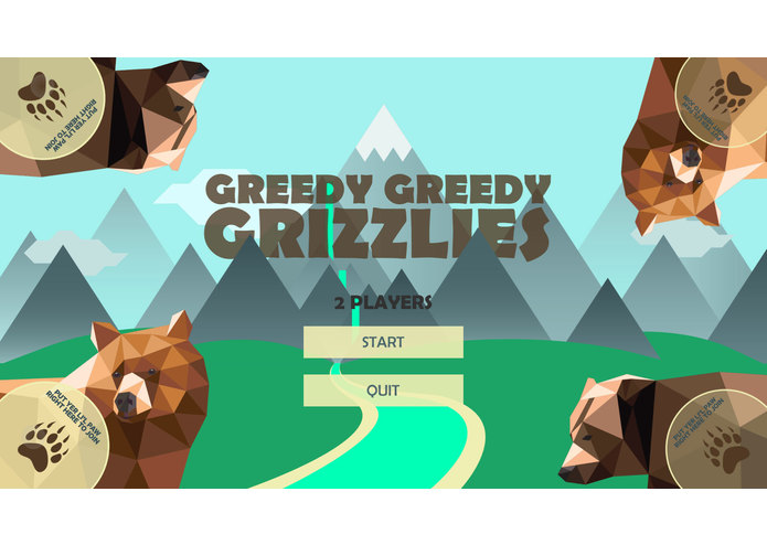 Greedy Greedy Grizzlies – screenshot 3