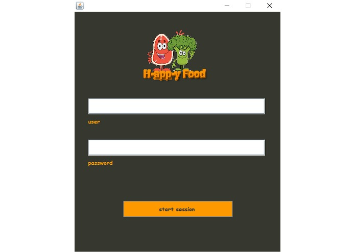 H-app-y Food – screenshot 2