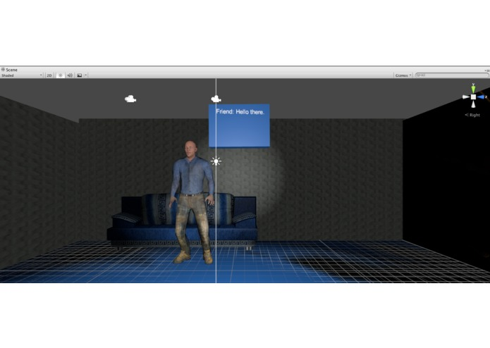 lotusVR – screenshot 3