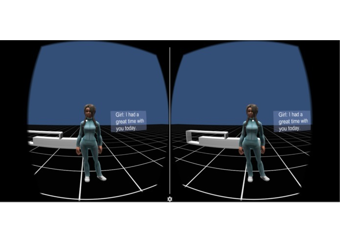 LotusVR – screenshot 1
