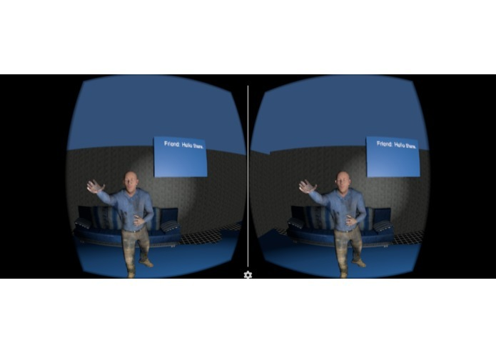 LotusVR – screenshot 2
