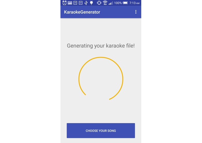 KaraokeGenerator – screenshot 3